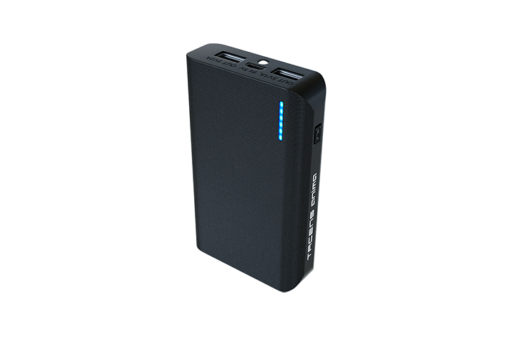 PowerBank dual charger